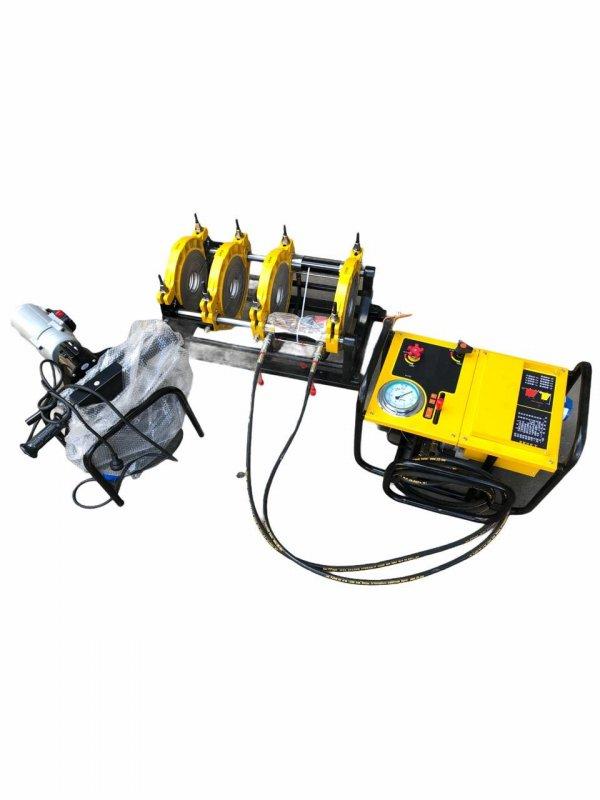 Купить SKAT 90-250мм гидравлический аппарат для стыковой сварки пластиковых труб