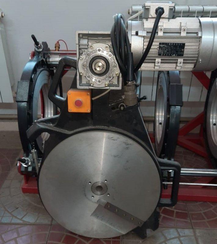 Купить Торцеватель для сварочного аппарата гидравлического ф 450мм