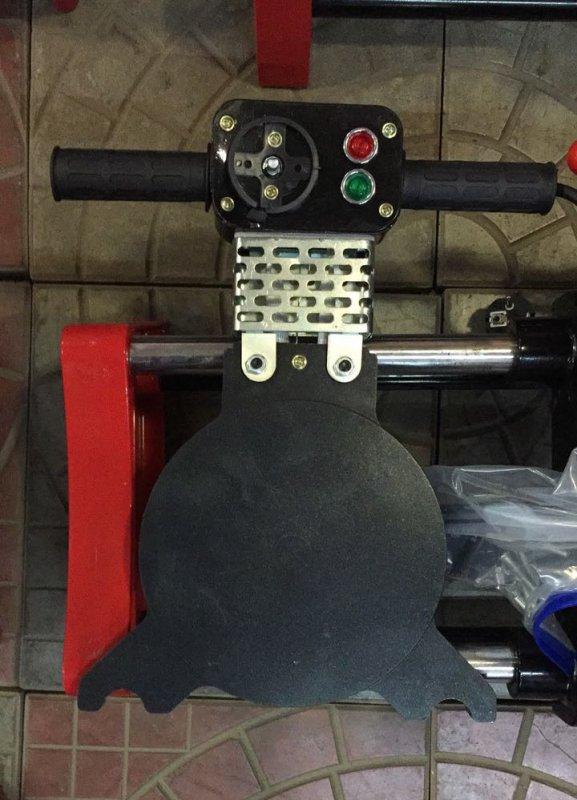 Купить Нагреватель для сварочного аппарата для пластиковых труб ф 450мм