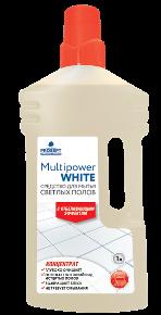 Концентрат для мытья белых и светлых полов Multipower White 1 л.