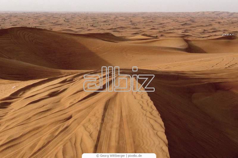 Купить Песок карьерный мытый