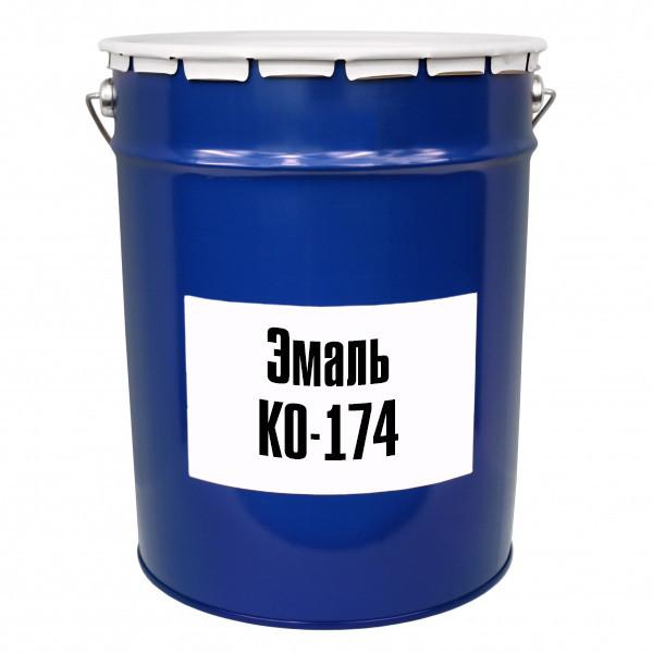 Купить Эмаль КО-174 (термостойкость до 150°С)