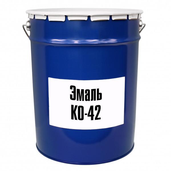 Купить Эмаль КО-42