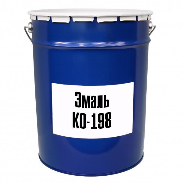 Купить Эмаль КО-198