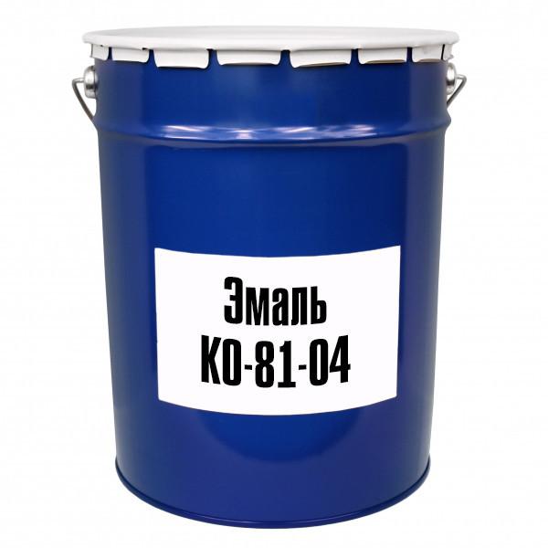 Купить Эмаль КО-8104