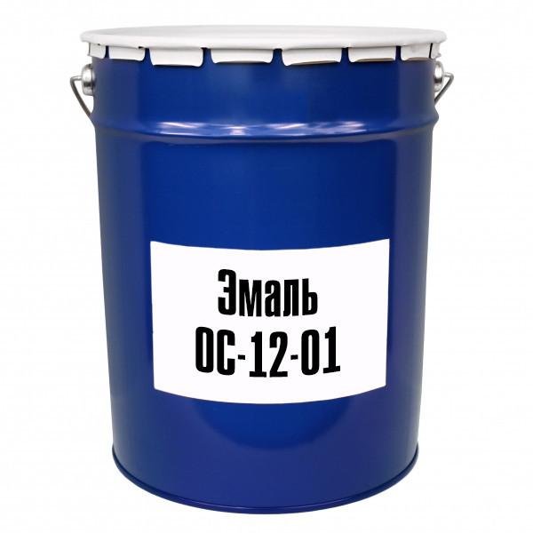 Купить Эмаль ОС-12-01