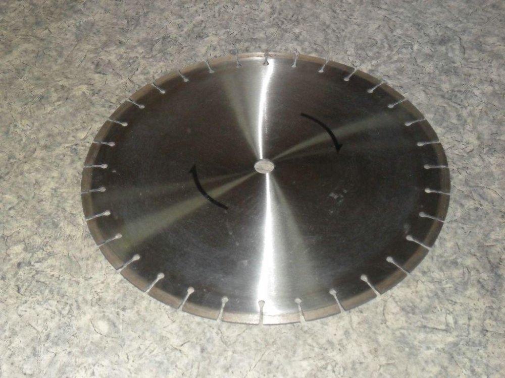 Купить Китайский сегментный алмазный диск ф 600 х 50мм