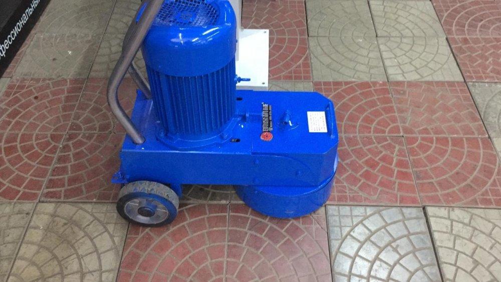 Купить Мозаично-шлифовальная машина по бетону DMS 350