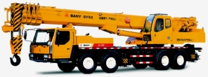 Buy The equipment is load-lifting, automobile SANY cranes
