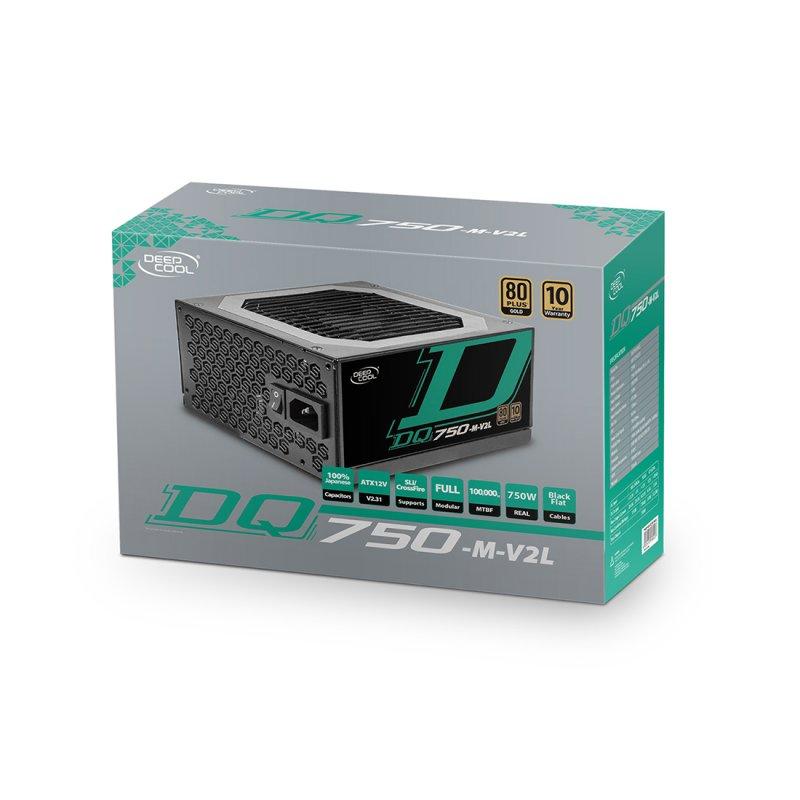 Купить Блок питания Deepcool DQ750-M-V2L