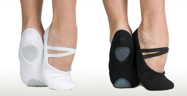 Купить Балетки для хореографии и гимнастики