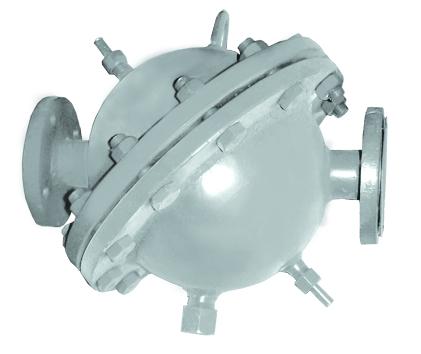 Купить Фильтр газовый ФГКР-150