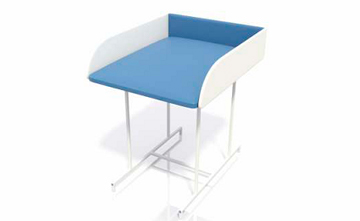 Medical swaddle tables
