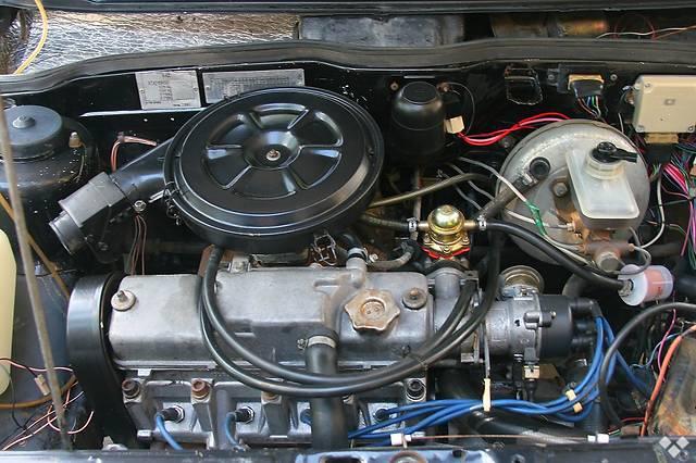 Двигатели ваз 21083