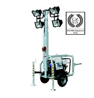 Осветительная мачта Tower Light  Италия, Модель TL6 5,5 м, Световая мачта, Осветительное оборудование