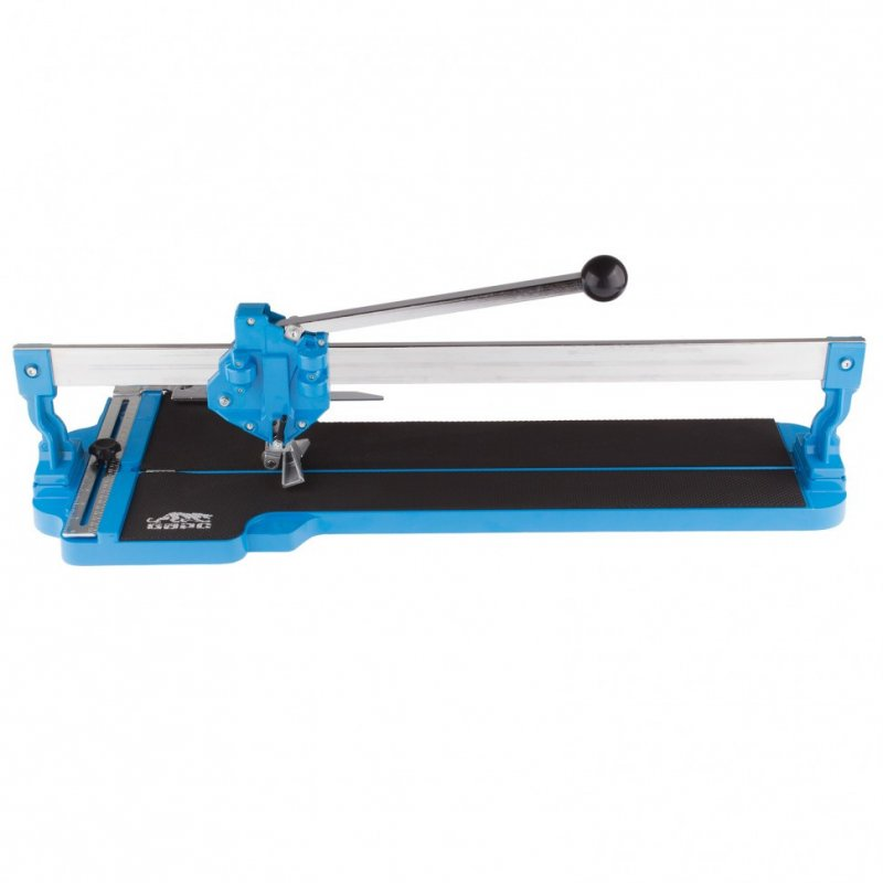 Купить Плиткорез ручной монорельсовый 600 х 14 мм, ходовая каретка, 9 подшипников (4 регулируемых), литая станина