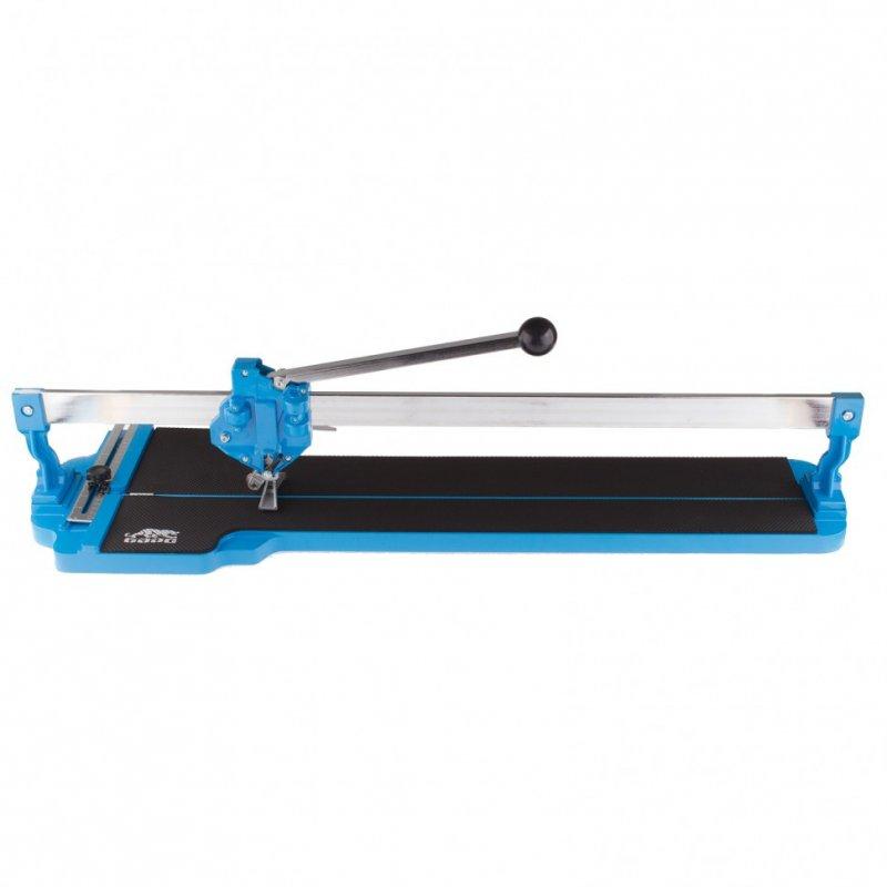 Купить Плиткорез ручной монорельсовый 750 х 14 мм, ходовая каретка, ходовая каретка, 9 подшипников (4 регулируемых),