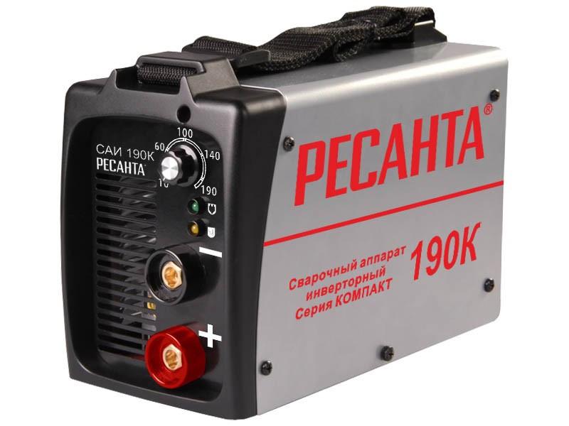 Купить Сварочный аппарат РЕСАНТА САИ-190К