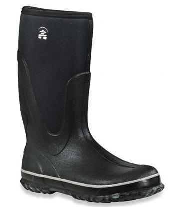 Buy Lucas boots rubber man's black neoprene, KAMIK Footwear