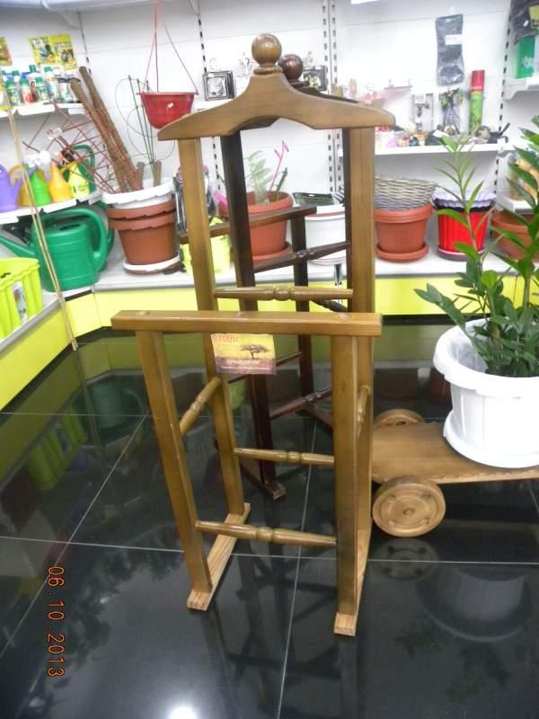Купить Тремпель, напольная вешалка из дерева