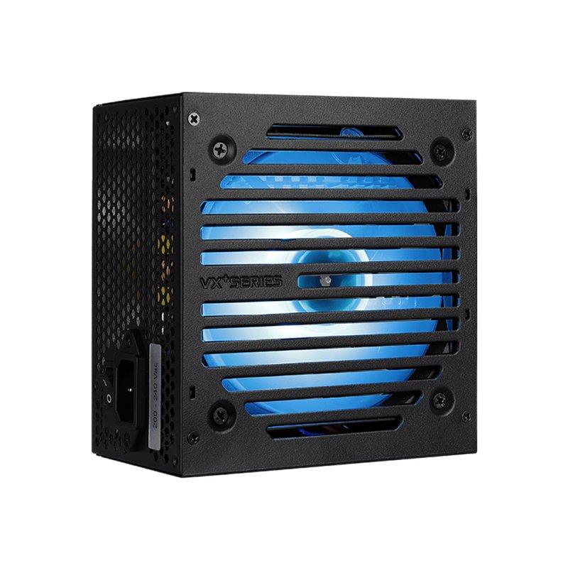 Купить Блок питания Aerocool VX PLUS 550 RGB