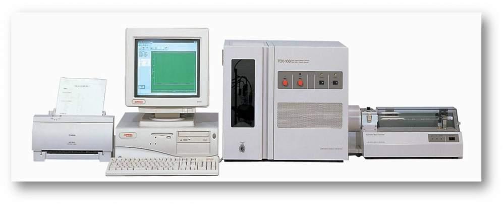 Купить Автоматический анализатор хлора ТОХ 100, СТ РК 1529, ASTM D 4929, ГОСТ Р 52247