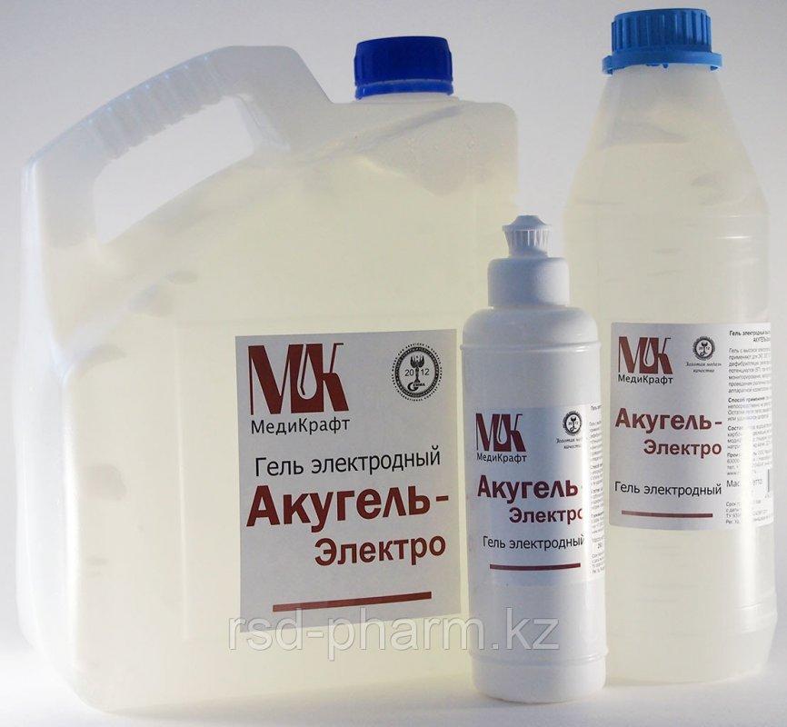 "Гель электродный ""Акугель-Электро"", 5 кг"