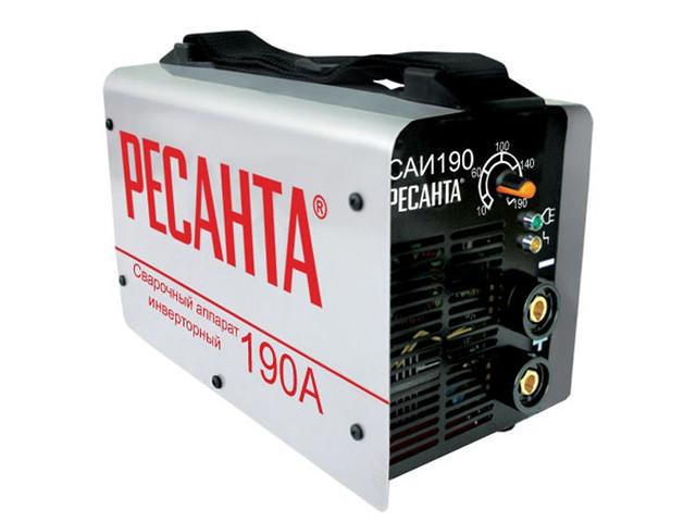 Купить Сварочный аппарат инверторный САИ-190