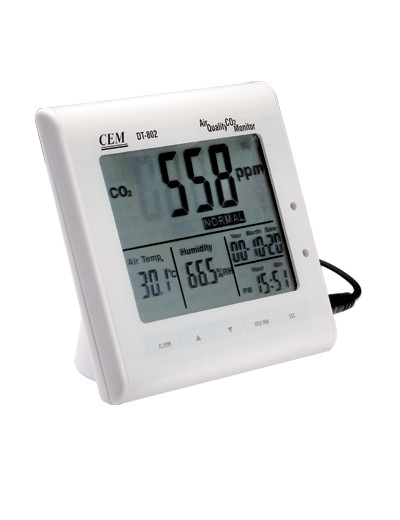 Купить Анализатор CO2, температуры и влажности