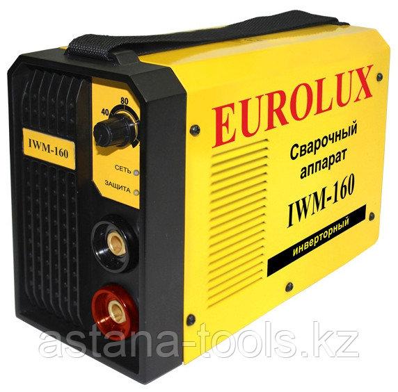 Купить Сварочный аппарат инверторный IWM 220 Eurolux