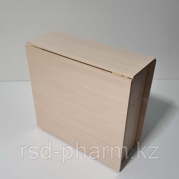 Стол-книжка (дуб молочный)