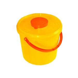 Емкость - контейнер для сбора острого инструментария емкость 3,0 л.