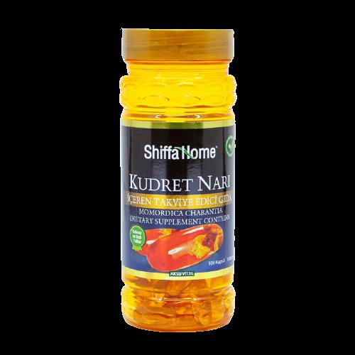 """Капсулы """"Kudret Nari"""" - Масло дыни с оливковым маслом"""