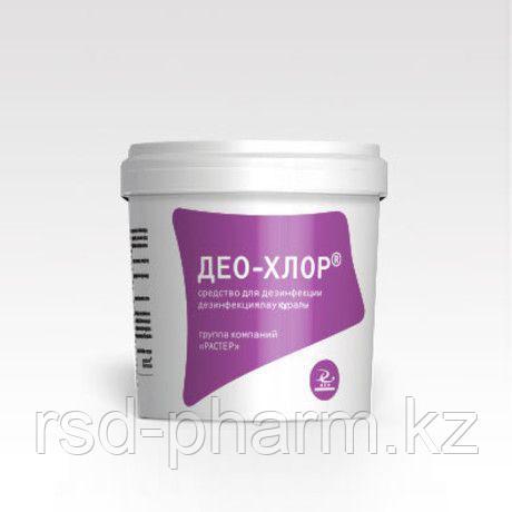 Део-хлор® 300таб по 3,4 г