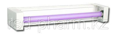 Облучатели бактерицидные настенно-потолочные ОБНП 1х15 с лампами