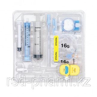 """Набор для эпидуральной анестезии """"Минипак"""" с фиксатором, 16G (вариант исполнения -1)"""