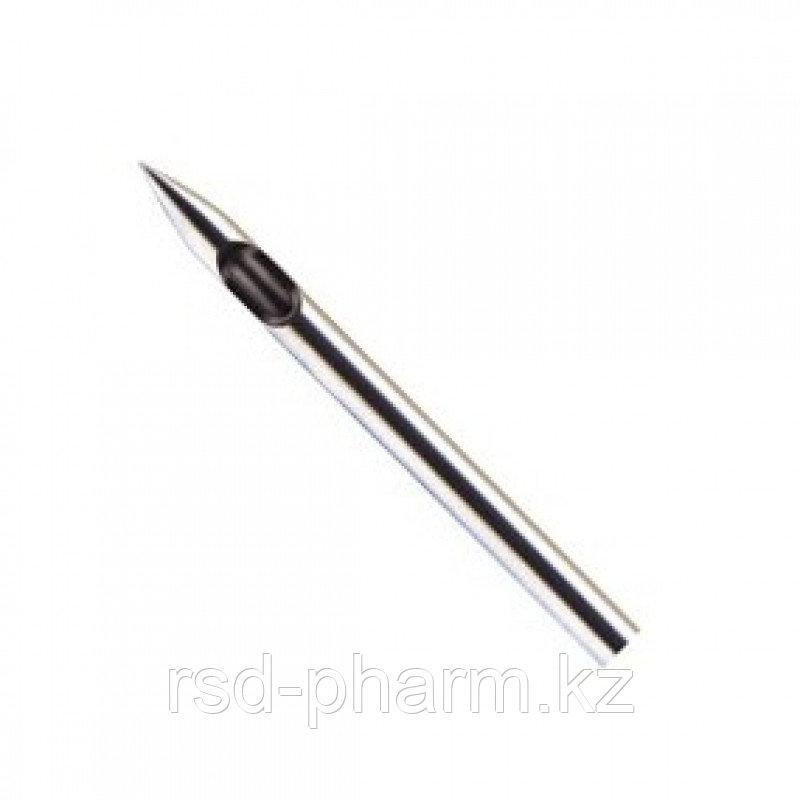 """Игла спинальная игла """"Пенсил"""" 27 G, длина 115 мм с иглой-интродьюсером 20G"""