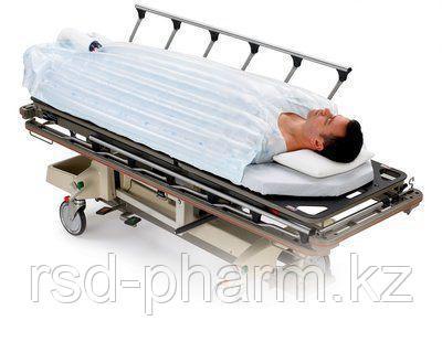 Одеяло подкладное для взрослых, нестерильное, полное - 101.6 cm W x 203.2 cm L,.