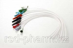 Дренажная трубка (аспирационный катетер с вакуум контролем) FR10