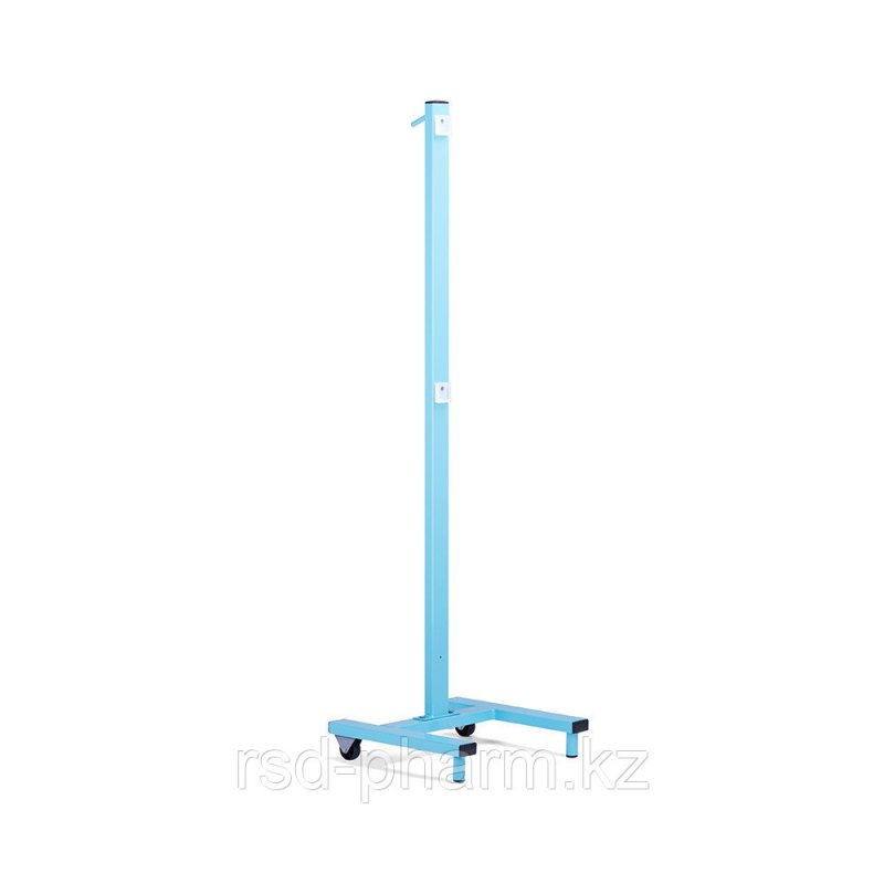 Стойка приборная Спя-1 (на 1 ламповый рециркулятор) (голубая)