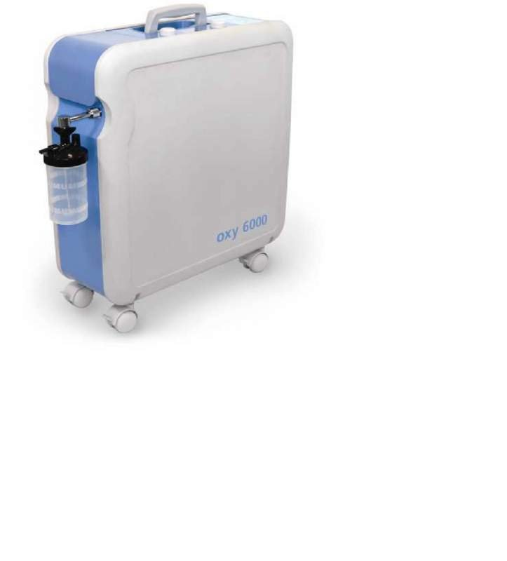 Buy Oxygen concentrator OXY-6000