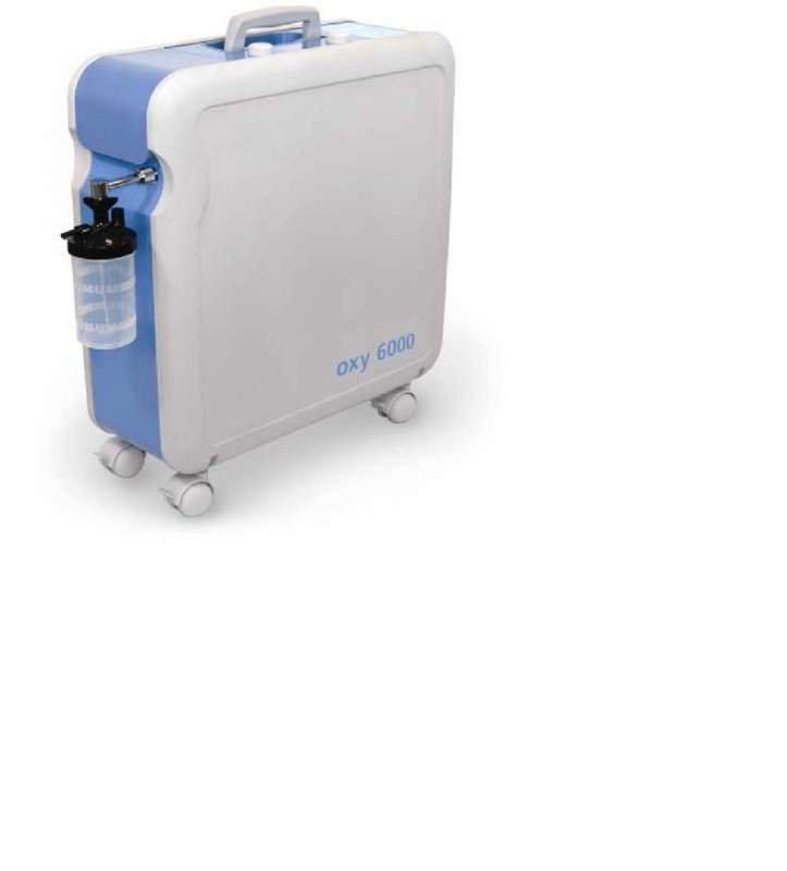 Купить Кислородный концентратор OXY-6000