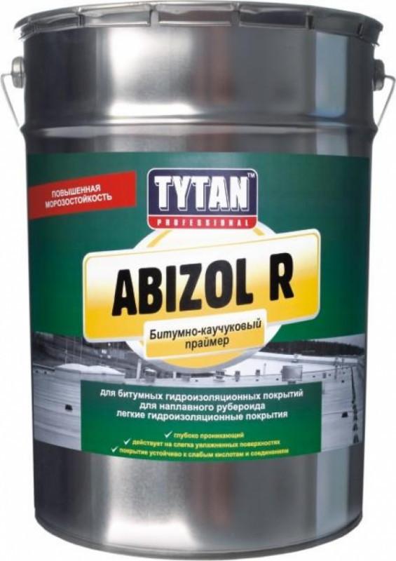 Купить TYTAN ABIZOL R праймер битумно-каучуковый (18кг)