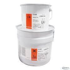 Купить MasterTop® BC 375 N comp.A RAL 7035 Двухкомпонентный низковязкий самонивелирующийся цветной полиуретановый