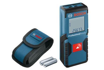 Купить Лазерный дальномер (рулетка) BOSCH GLM 30