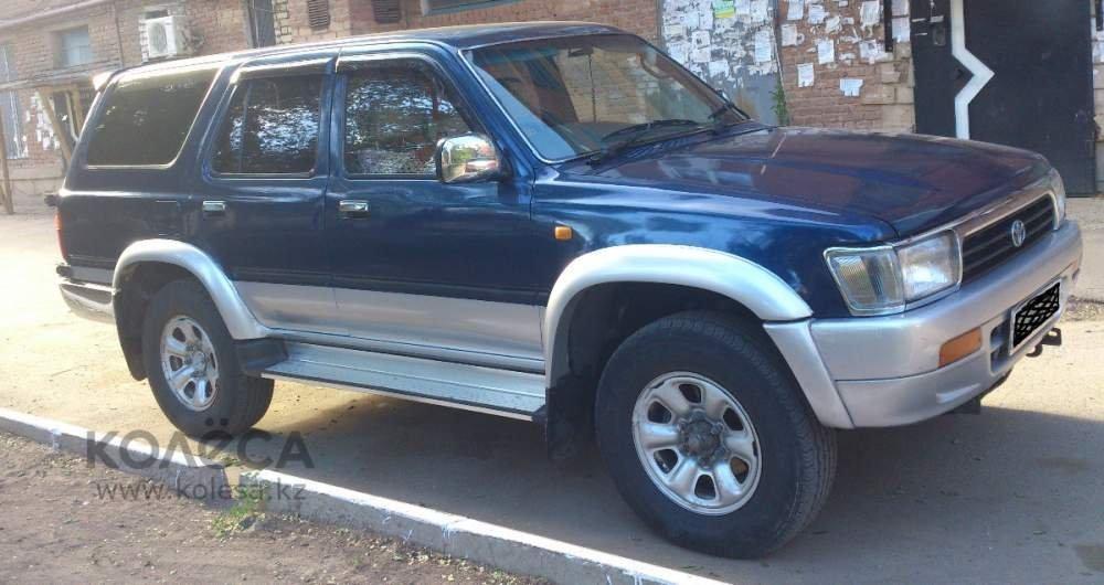 Car Toyota Hilux Surf Jeep Buy In Uralsk