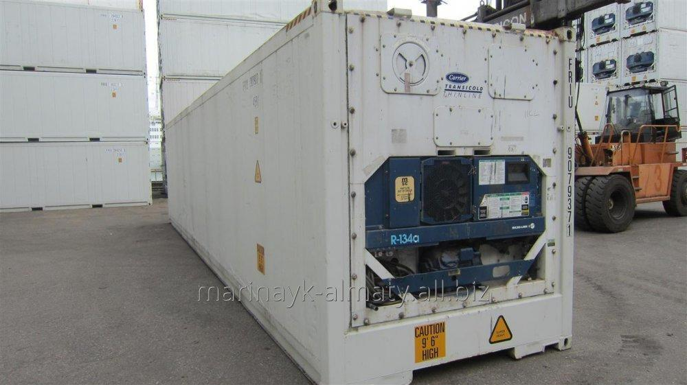 Refrigerator (refrigerated warehouse, freezing) container