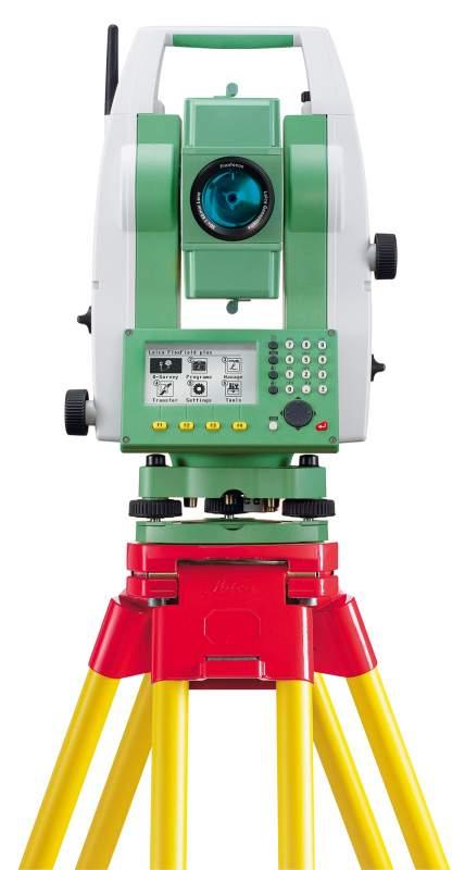 Купить Тахеометр Leica TS06plus