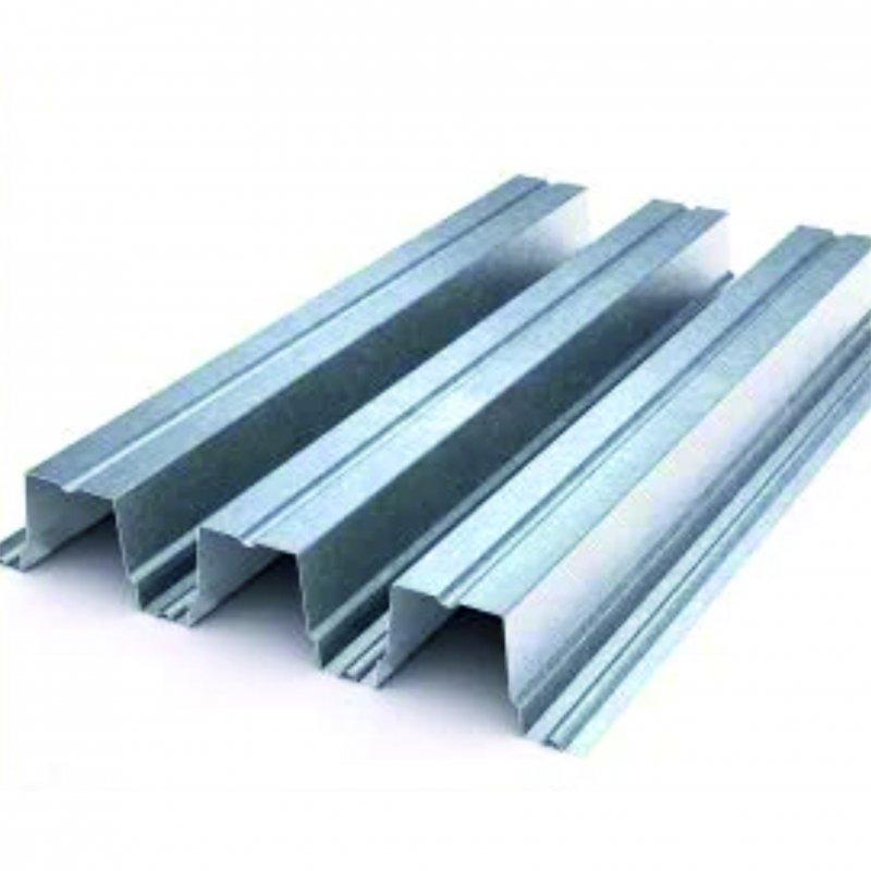 Купить Профиль стальной гофрированный 2 757 мм 09Г2 ГОСТ 11474-76 гнутый