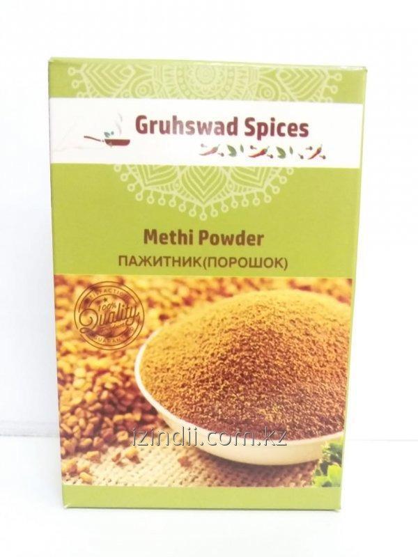 Пажитник молотый, шамбала ,100 гр, Gruhwad Spices